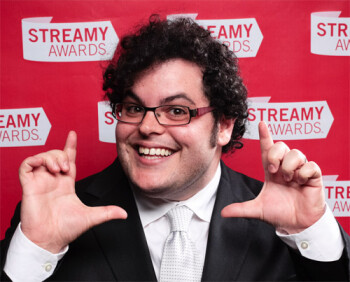 Book of Mormon's Josh Gad plays 'The Woz'
