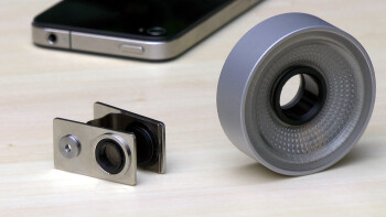 The PhoneScope 3D blesses the iPhone with 3D scanning capabilities