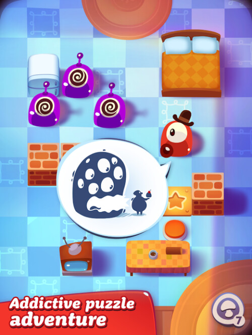 """Cut the Rope"" dev ZeptoLab unveils next game, Pudding Monsters"