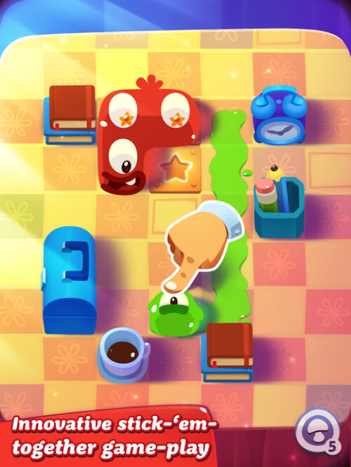 """""""Cut the Rope"""" dev ZeptoLab unveils next game, Pudding Monsters"""
