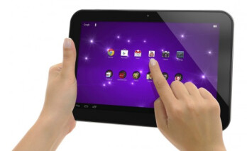 The Toshiba Excite 10 SE is 10.1 inches of Jelly Bean delight