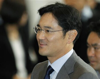 New Samsung vice-chairman Jay Y. Lee