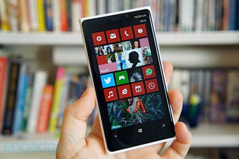 The Nokia Lumia 920T for China Mobile