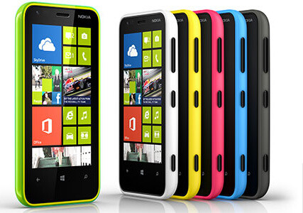 Nokia Lumia 620 is announced - cheap and colorful