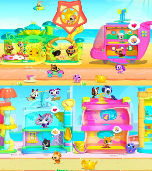 Littlest Pet Shop - Android - Free