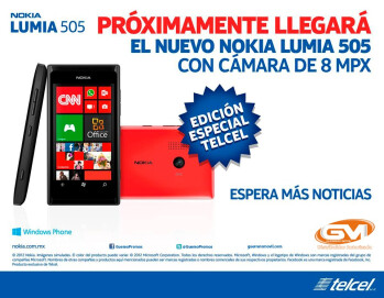 Nokia Lumia 505 teased, wants to become its cheapest Windows Phone yet