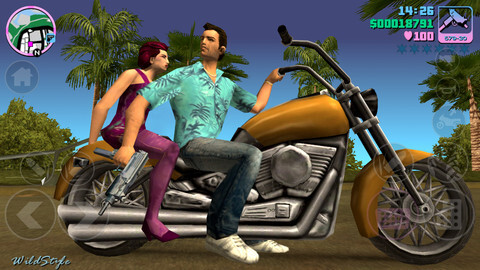 Grand Theft Auto Vice City is available on the Apple App Store - Rockstar releases Grand Theft Auto: Vice City on iOS, priced at $4.99