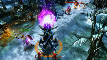 Heroes of Order & Chaos is now available for iOS and Android, free to play