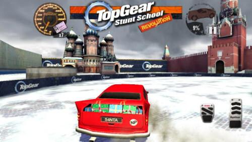 TopGear SSR screenshots