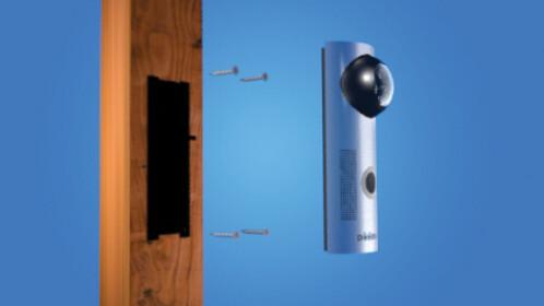 DoorBot with Lockitron