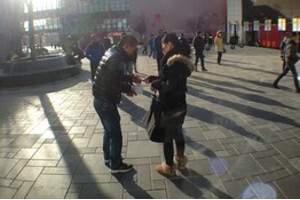 Scalpers crowd out today's iPad mini launch in China