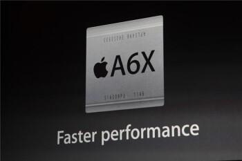 The Samsung produced A6X