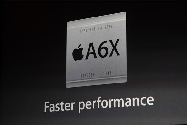 The Samsung produced A6X - Report: Apple adding TSMC as second chip source earlier than expected