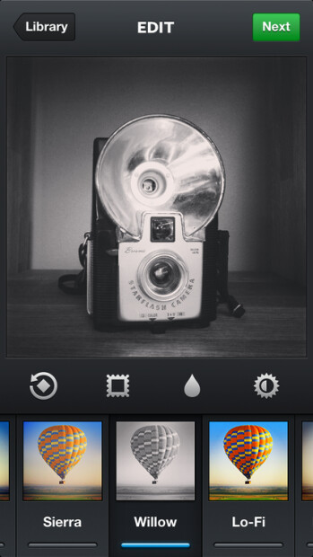 Instagram introduces the new Willow filter
