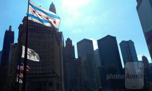 HTC One V - Jared Laskowski<br>The Windy City