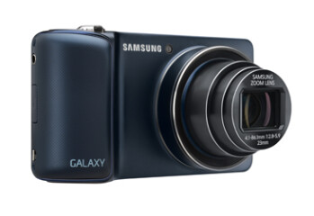 The Samsung Galaxy Camera will be avilable online December 13th.