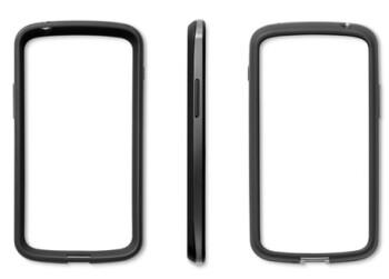 The Google Nexus 4 bumpers