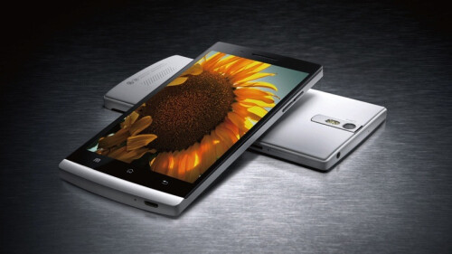 Oppo Find 5 official - Full HD screen, steel frame, and Exmor RS camera with HDR video