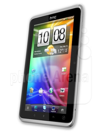 We have not seen much from HTC in tablets since the Flyer.