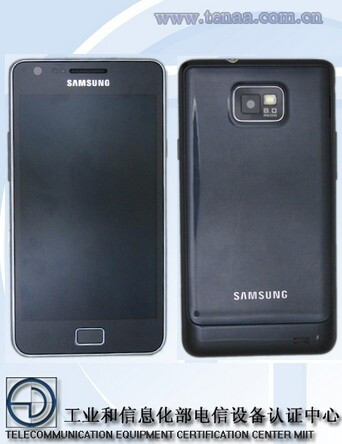 Samsung Galaxy S II Plus and the two SIM Grand Duos snapped silly