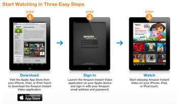How to use the new Amazon Instant Video app for iOS