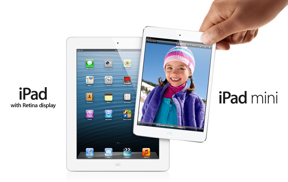 Report: The next Apple iPad mini will offer improved ...Ipad Mini Retina Size