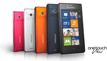 Alcatel One Touch View comes with Windows Phone 7.8, dated OS traded for cheap price