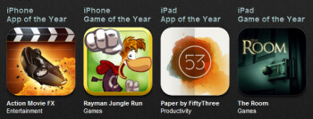 Apple's picks for best apps and games for iPhone and iPad