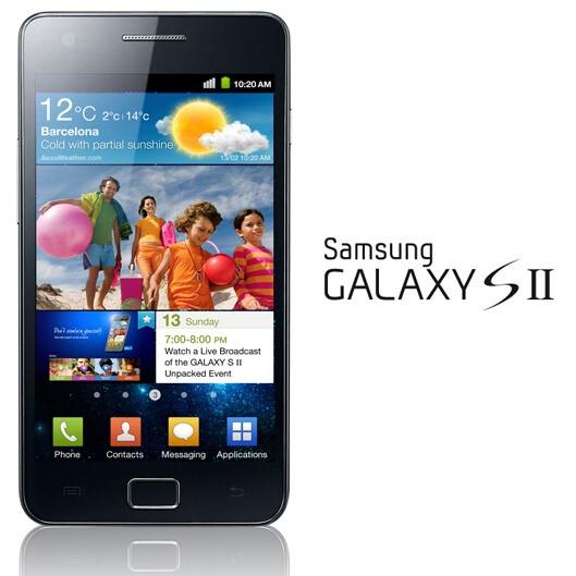 The Samsung Galaxy S II - U.S. Cellular's Samsung Galaxy S II gets Ice Cream Sandwich update