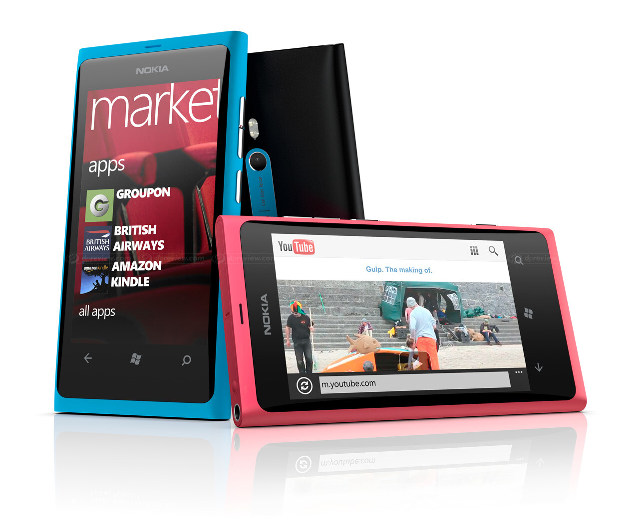 windows phone 7 8 rolling out to overseas nokia lumia 800 models now