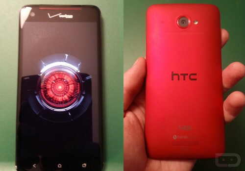 Limited Edition Verizon Employee HTC DROID DNA