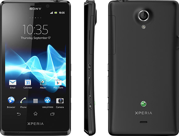Sony announces Android 41 update list for its Xperia