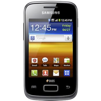 The older Samsung Galaxy Y DUOS