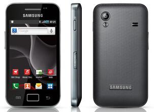 The Samsung Galaxy Ace