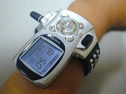 F88 Wrist Watch Mobile