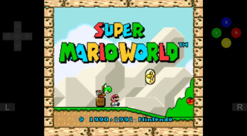 SNES emulator released for Windows RT and Windows 8