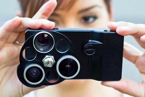 iPhone Lens Dial ($249)