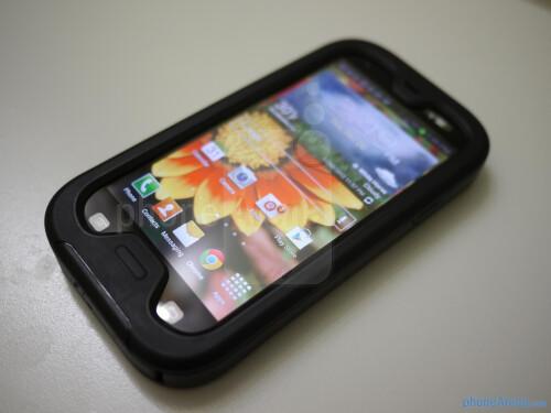 Seidio OBEX Waterproof Samsung Galaxy S III Case hands-on