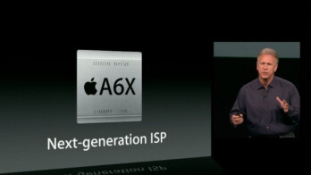 Apple would like to lessen its reliance on Samsung built processors like the A6X