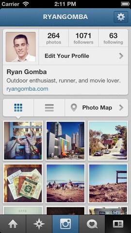 Screenshots from Instagram - New Instagram update adds yet another filter