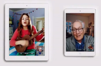 The latest Apple iPad mini ad