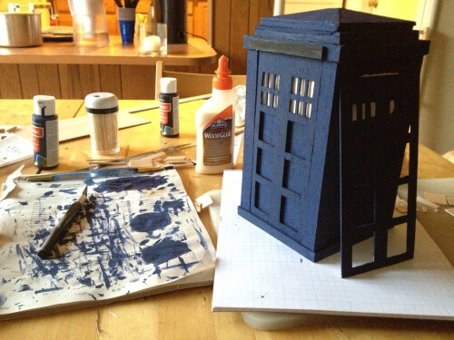 Building the TARDIS