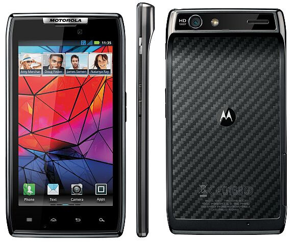 It's a Christmas Eve miracle! The Motorola DROID RAZR gets its Android 4.1.2 update - Updated to Android 4.1: Motorola DROID RAZR and MAXX, and the European HTC One S