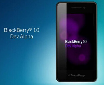 Developers could win a BB10 Dev Alpha handset