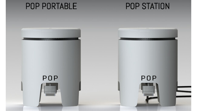POP goes the charger - POP charger back in business on Kickstarter