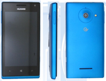 The Huawei Ascend W1