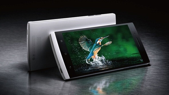The Oppo Find 5 - Will the Oppo Find 5 hit your country in Q1? 32GB model of the phone is on the way