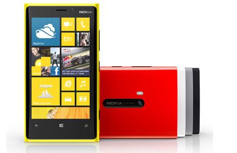 The Nokia Lumia 920 - WSJ: Nokia Lumia models remain discounted after holiday