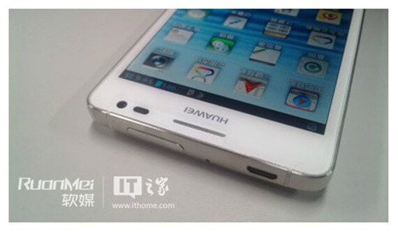 A First Look at Huawei Ascend D2