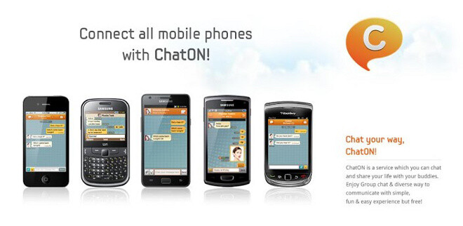Samsung's ChatON messenger huge update brings cross-device syncing, better tablet support